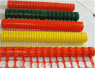 Anti Corrosion Plastic Barrier Fencing , UV Stabilized Snow Control Fence